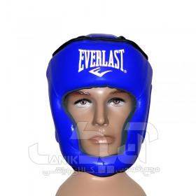 کلاه بوکس فک دار چرم EVERLAST