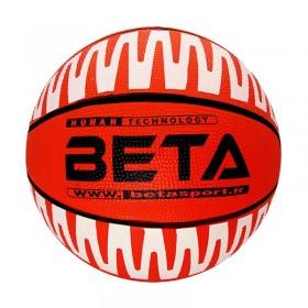 توپ بسکتبال لاستیکی سایز 7 – (PBR(reezig
