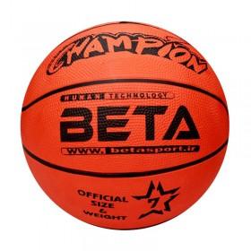 توپ بسکتبال لاستیکی سایز 7 – PBR7