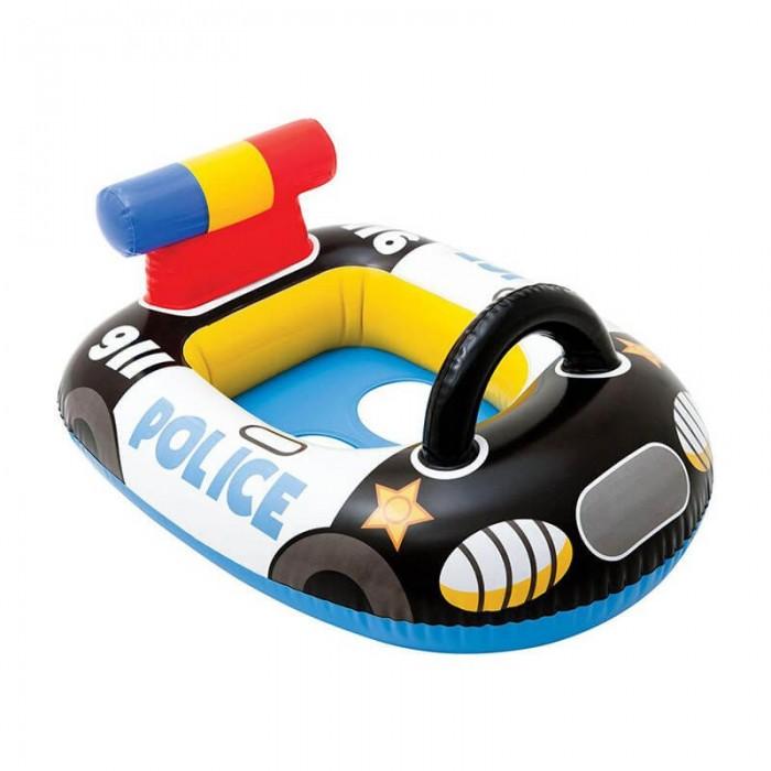 شناور بادی طرح ماشین پلیس مدل Intex 59586