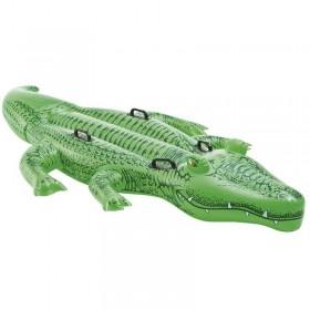 شناور بادی طرح تمساح غول آسا مدل  Intex 58562