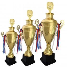 کاپ قهرمانی ورزشی مدل 1301 مجموعه 3 عددی