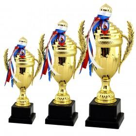 کاپ قهرمانی ورزشی مدل JB001 مجموعه 3 عددی
