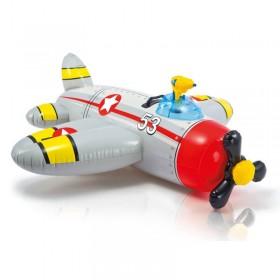 شناور بادی طرح هواپیما مدل Intex 57537
