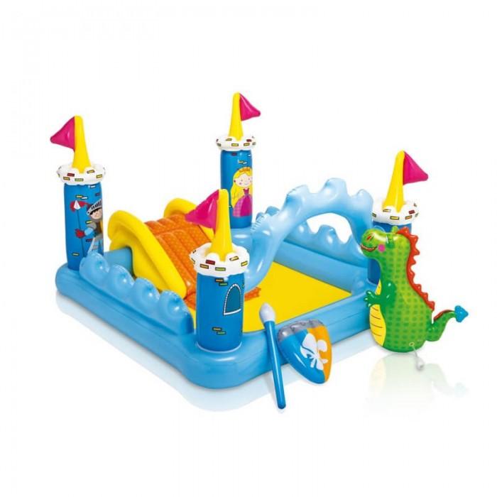 مرکز بازی قصر رویایی مدل Intex 57138