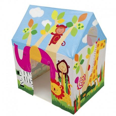 کلبه جنگلی کودکان مدل Intex 45642