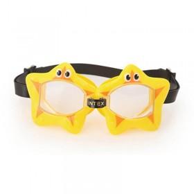 عینک شنا طرح حیوانات مدل Intex 55603