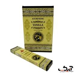 عود دست ساز با رایحه وانیل Vanilla