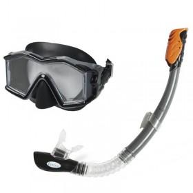 ماسک شنا لوله تنفسی دار مدلIntex 55961