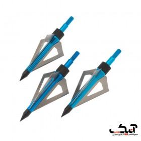 سرتیر شکاری سه عددی مدل Three Blade