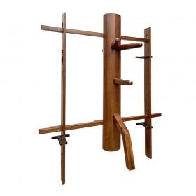 آدمک چوبی وینگ چون مدل دیواری