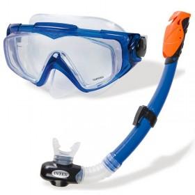 ماسک شنا لوله تنفسی دار مدل Intex 55962