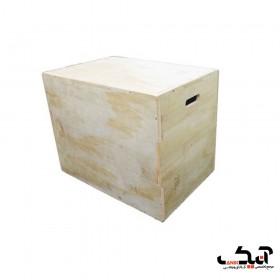 جامپ باکس چوبی Agilinex