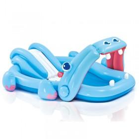 استخر کودک طرح اسب آبی مدل Intex 57150