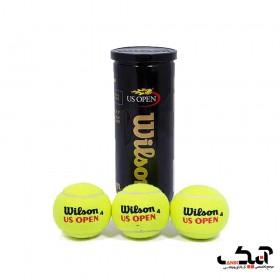 توپ تنیس WILSON مدل US OPEN4