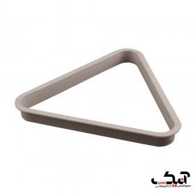 مثلث اسنوکر پلاستیکی