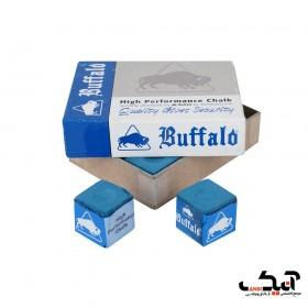 گچ بیلیارد Buffalo بسته 12 عددی