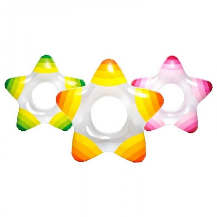 حلقه شنای کودک طرح ستاره مدل Intex 59243