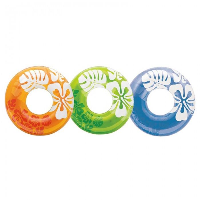حلقه شنا طرح گل مدل Intex 59251