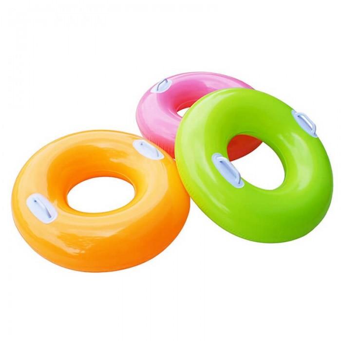 حلقه شنا طرح رنگی مدل Intex 59258