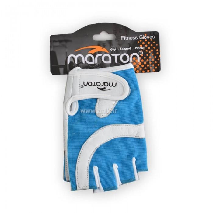 دستکش ورزشی فیتنس مدل Maraton air2