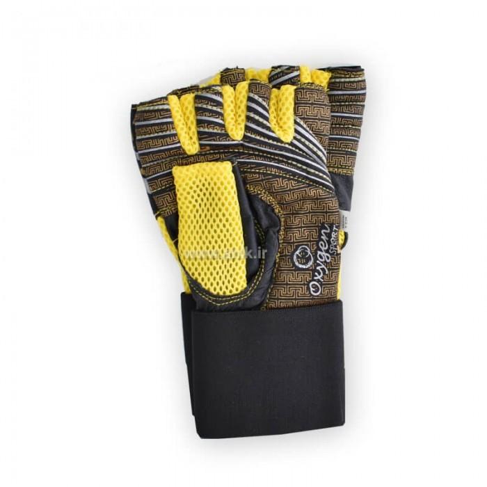 دستکش ورزشی فیتنس مدل Oxygen 165