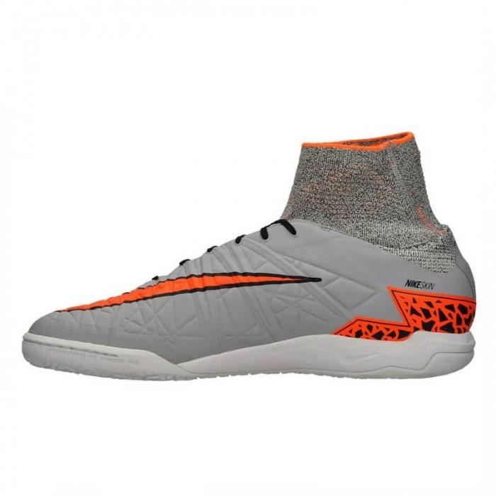 کفش فوتسال ساقدار مدل Nike HypervenomX Proximo IC Wolf