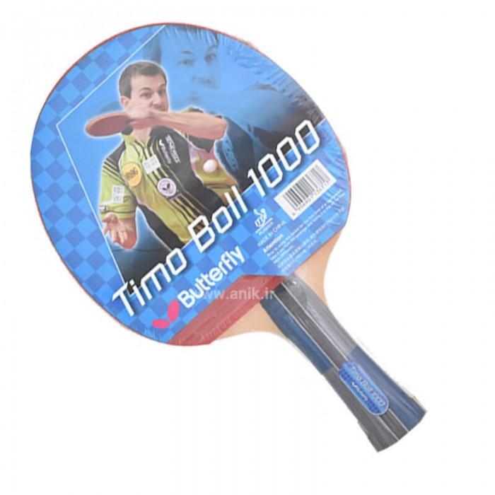 راکت تنیس روی میز Butterfly مدل Timo boll 1000
