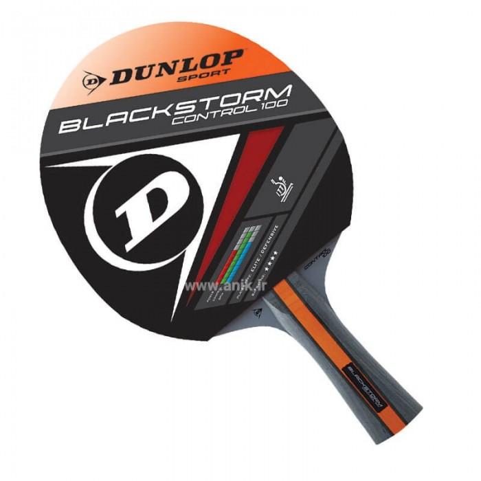 راکت تنیس روی میز Dunlop مدل Blackstorme control 100