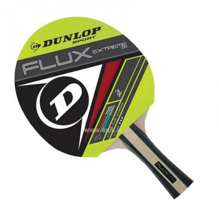 راکت تنیس روی میز Dunlop مدل Flux Extreme 100