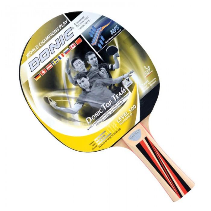راکت تنیس روی میز دونیک مدل Donic Level 500