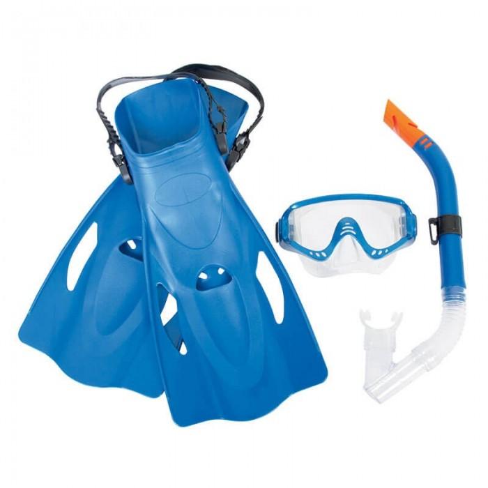 عینک شنا و اشنوکر بست وی مدل bestway 25020