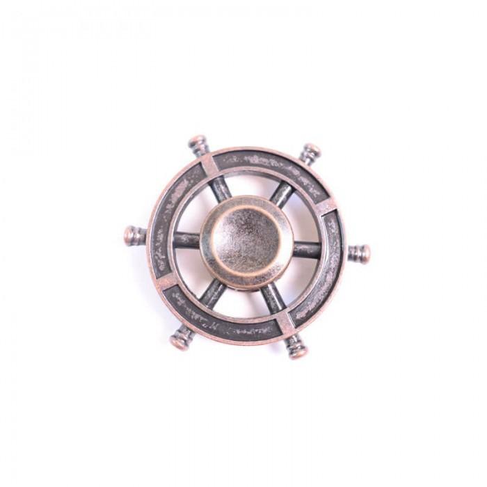 اسپینر فلزی طرح سکان کشتی / Fidget Spinner