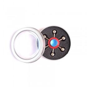 اسپینر 6 پر استیل / Fidget Spinner