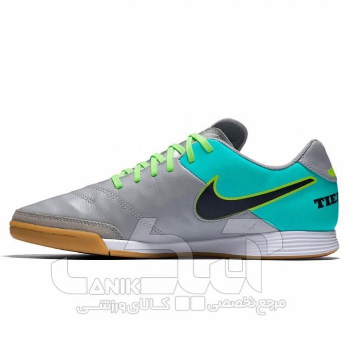 کفش فوتسال مدل Nike Tiempo Genio II Ic