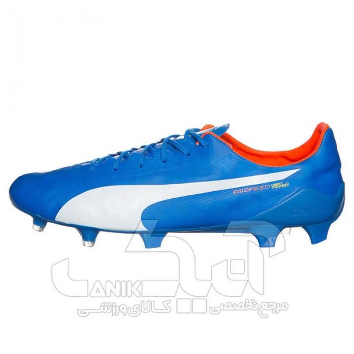 کفش فوتبال پوما مدل Puma evoSPEED SL FG