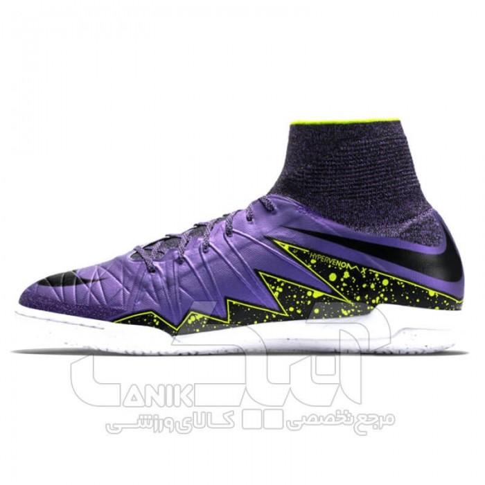 کفش فوتسال نایک مدلNike HypervenomX Proximo II IC