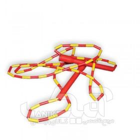 طناب ورزشی دسته بلند تن زیپ مدل ۹۰۱۴۱