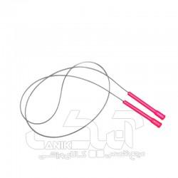 طناب سیمی روکشدار تن زیپ مدل ۹۰۱۵۳