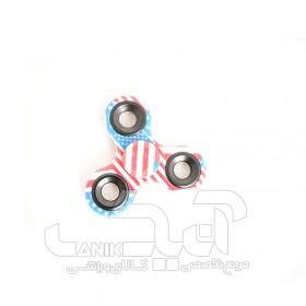 اسپینر 3 پره مدل پی 18 /Fidget Spinner