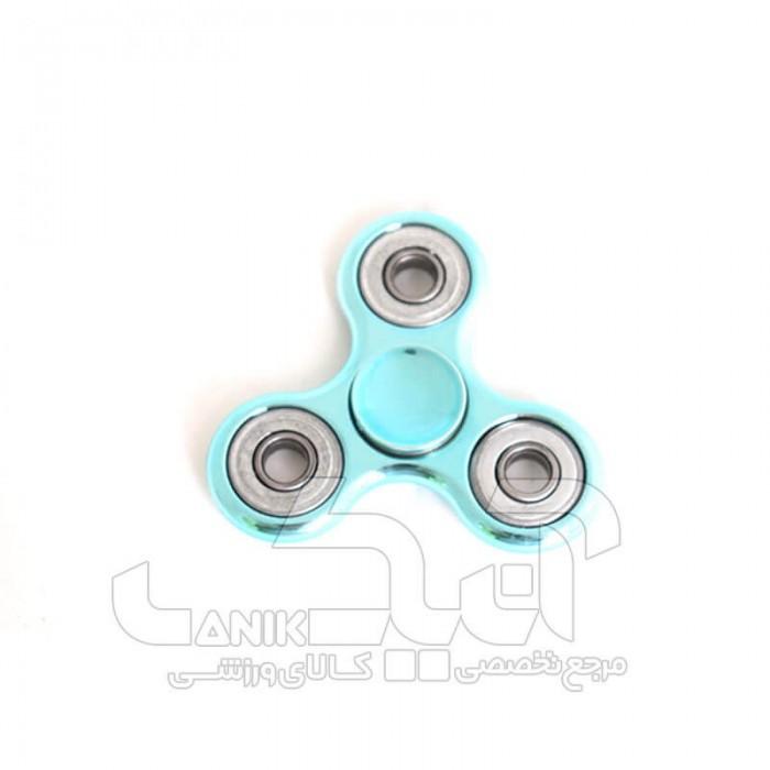 اسپینر 3 پره مدل کروم /Fidget Spinner