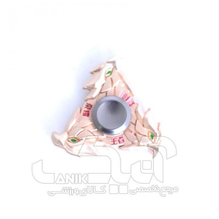 اسپینر فلزی طرح دار /Fidget Spinner