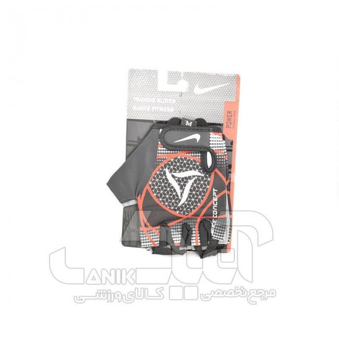 دستکش ورزشی بدنسازی نایک مدل Nike 332