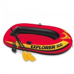 قایق بادی اکسپلورر 300 مدل Intex 58332