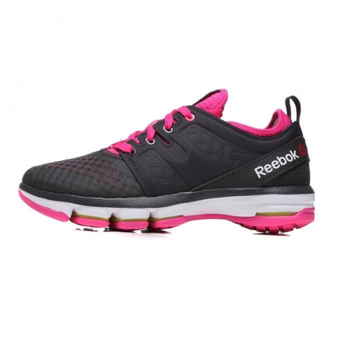 کفش ریبوک زنانه مدل Reebok Cloudride DMX Black Pink Womens