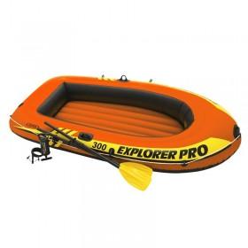 قایق بادی اکسپلورر پرو 300 مدل Intex 58358