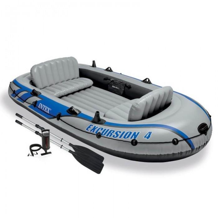 قایق بادی اکسکورشن 4 مدل Intex 68324