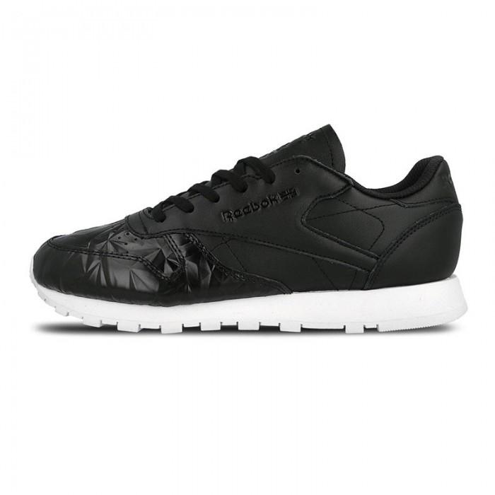 کفش ریبوک زنانه مدل  Reebok Classic Leather Hype Black