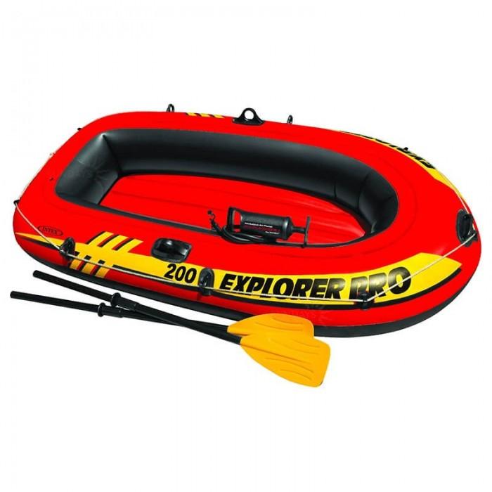 قایق بادی اکسپلورر پرو 200 مدل Intex 58357