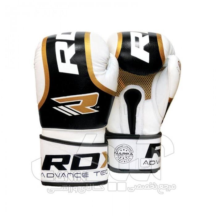 دستکش بوکس چرم RDX مدل T3